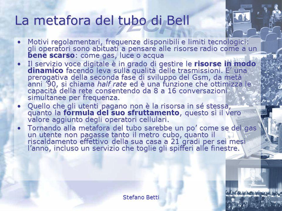 La metafora del tubo di Bell