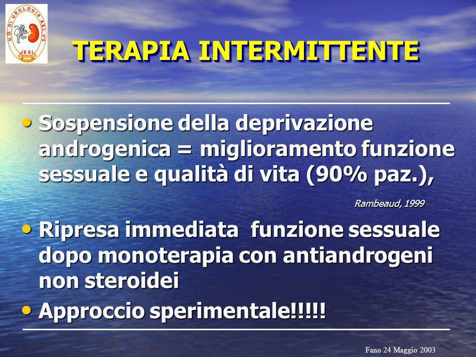 TERAPIA INTERMITTENTE