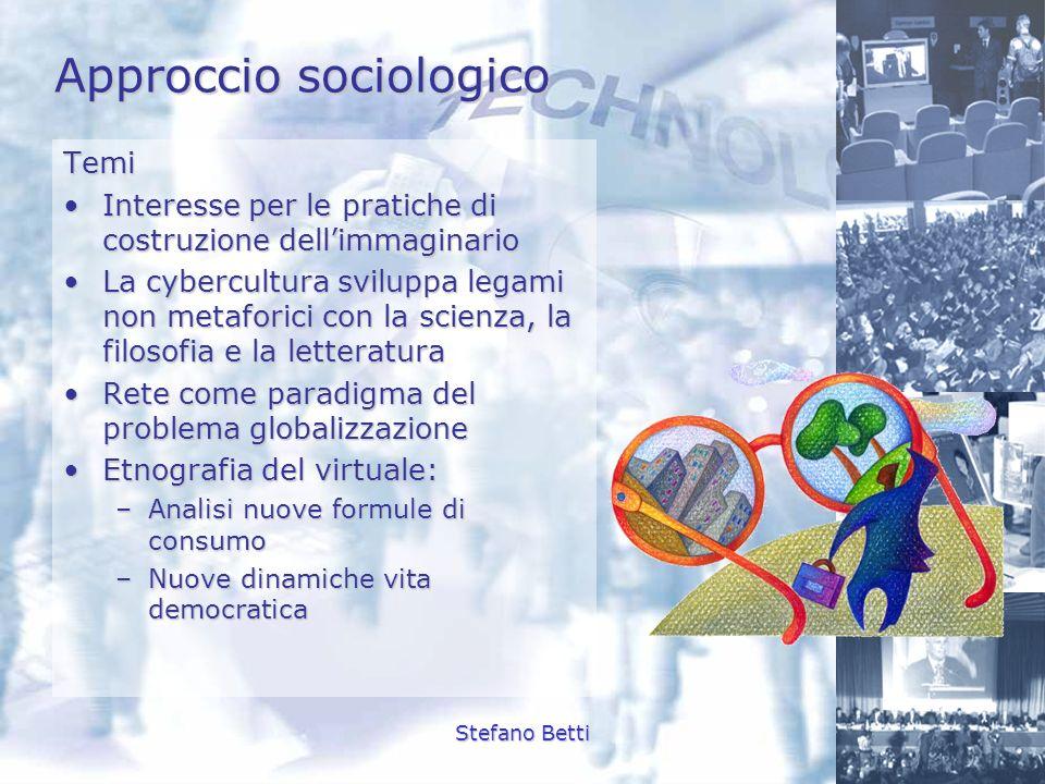 Approccio sociologico