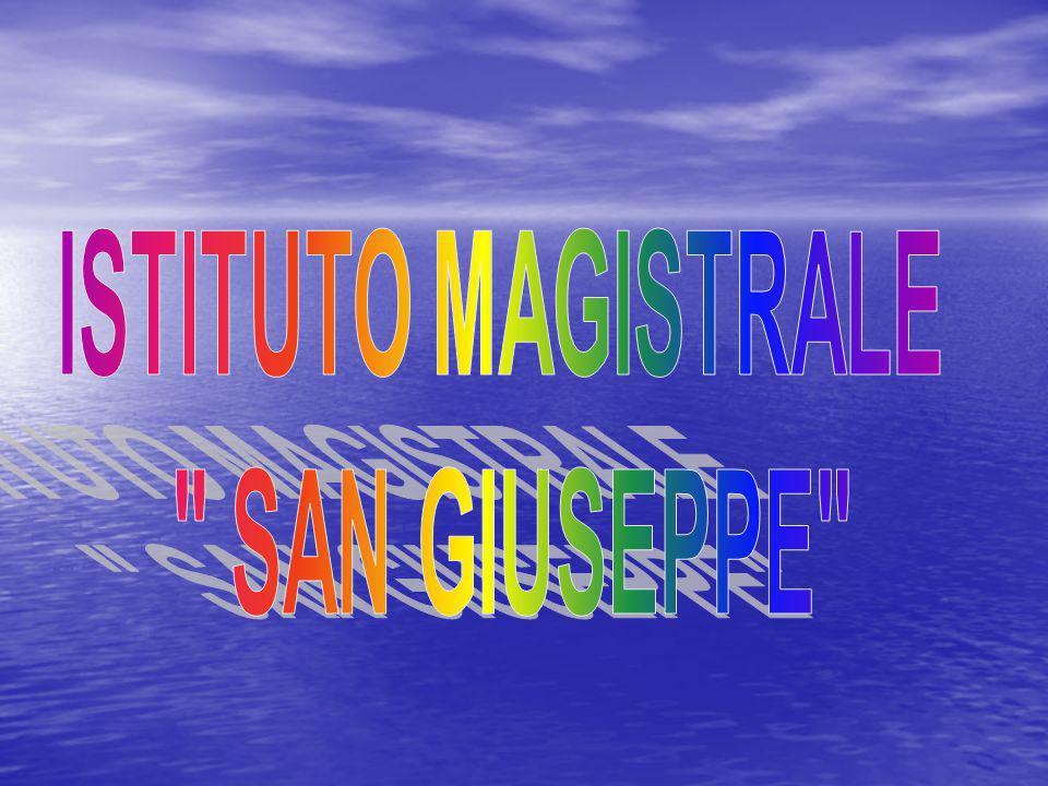 ISTITUTO MAGISTRALE SAN GIUSEPPE