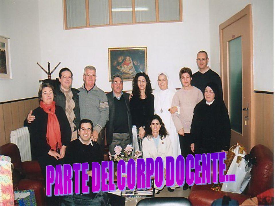 PARTE DEL CORPO DOCENTE...