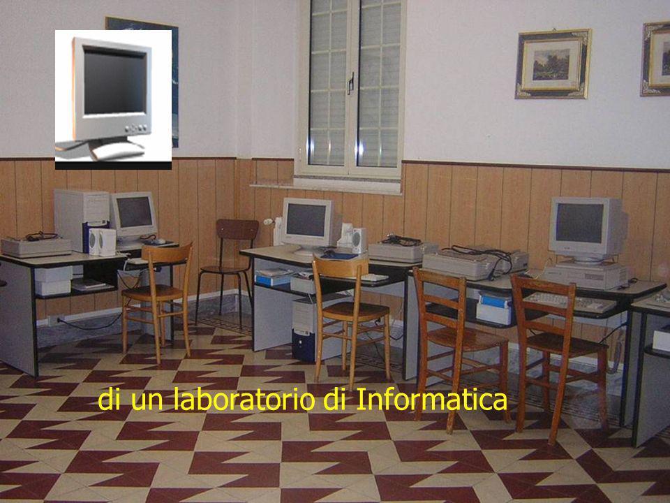 di un laboratorio di Informatica