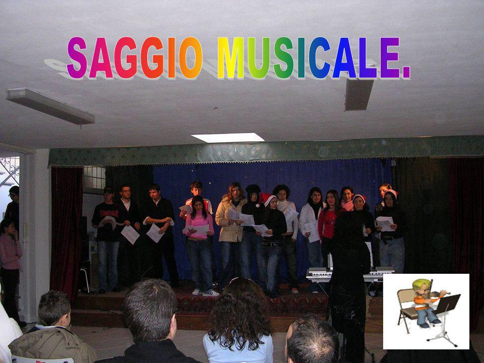 SAGGIO MUSICALE.