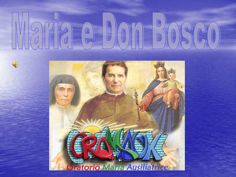 Maria e Don Bosco