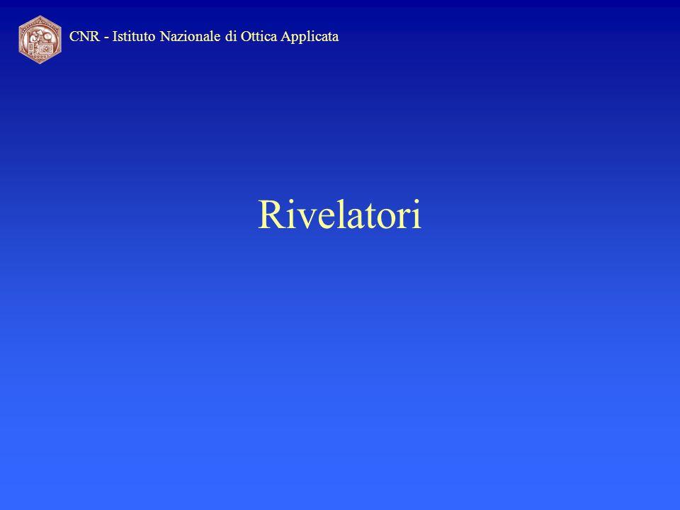 Rivelatori