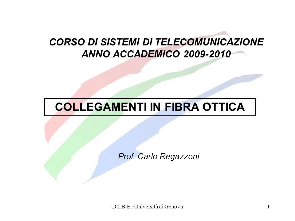 Sistemi di Telecomunicazioni