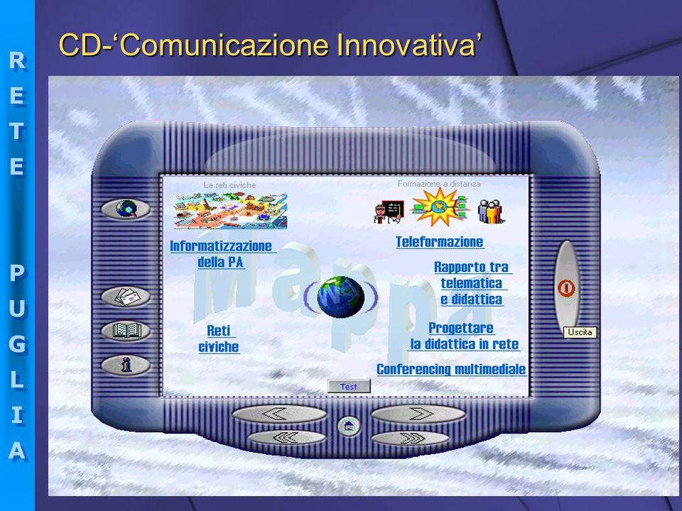 CD-'Comunicazione Innovativa'