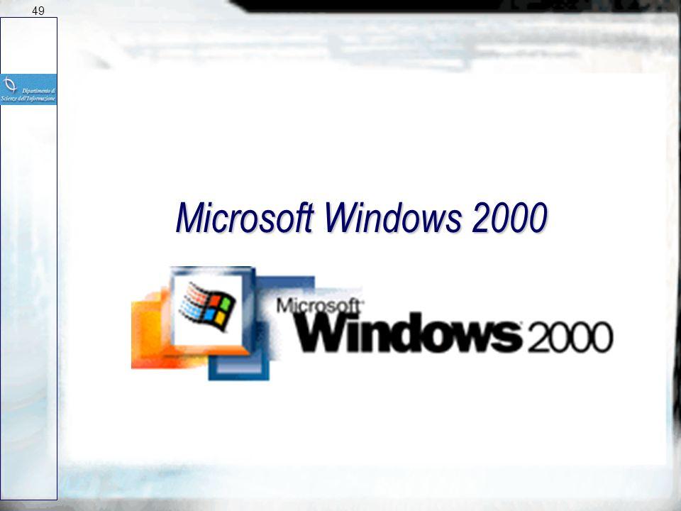 49 Microsoft Windows 2000
