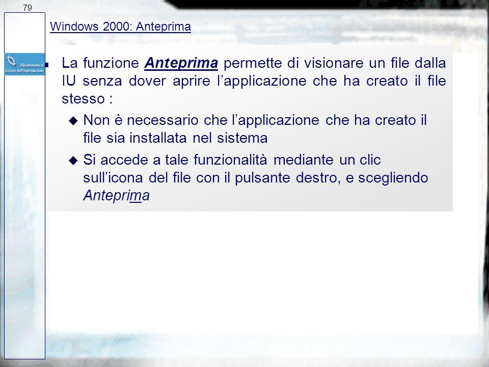 79 27/03/2017. Windows 2000: Anteprima.
