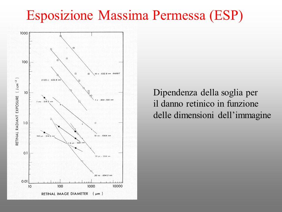 Esposizione Massima Permessa (ESP)
