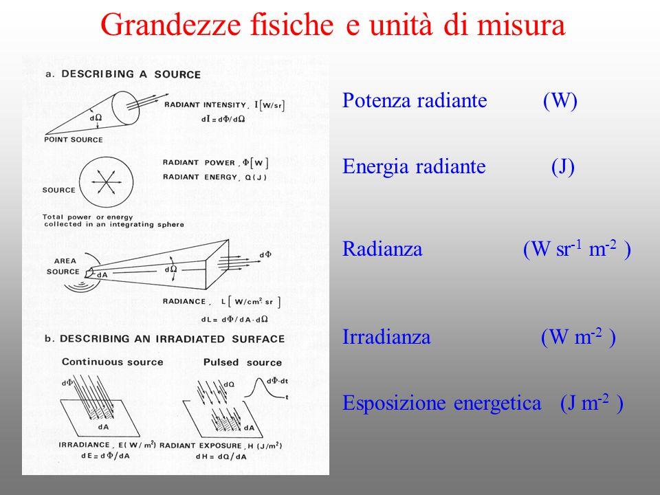 Grandezze fisiche e unità di misura