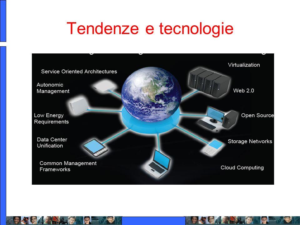 Tendenze e tecnologie