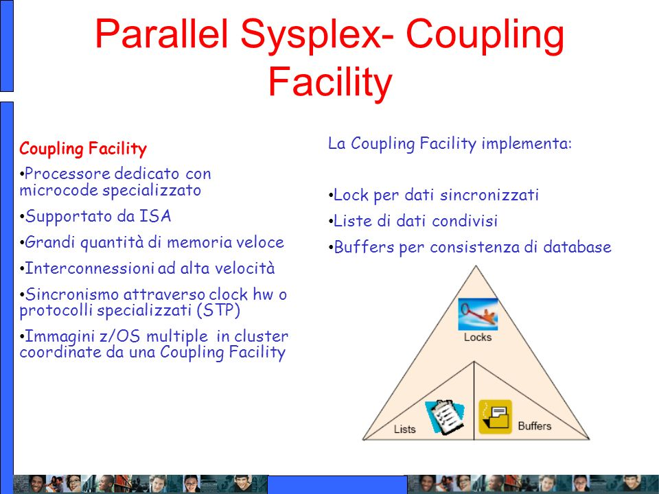 Parallel Sysplex- Coupling Facility