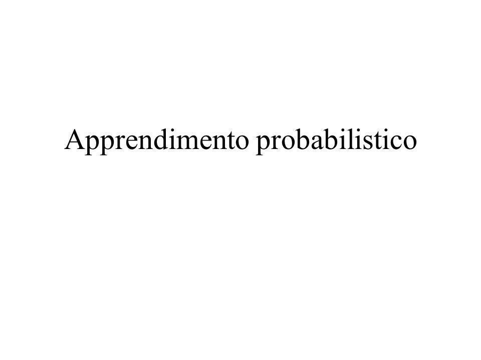 Apprendimento probabilistico