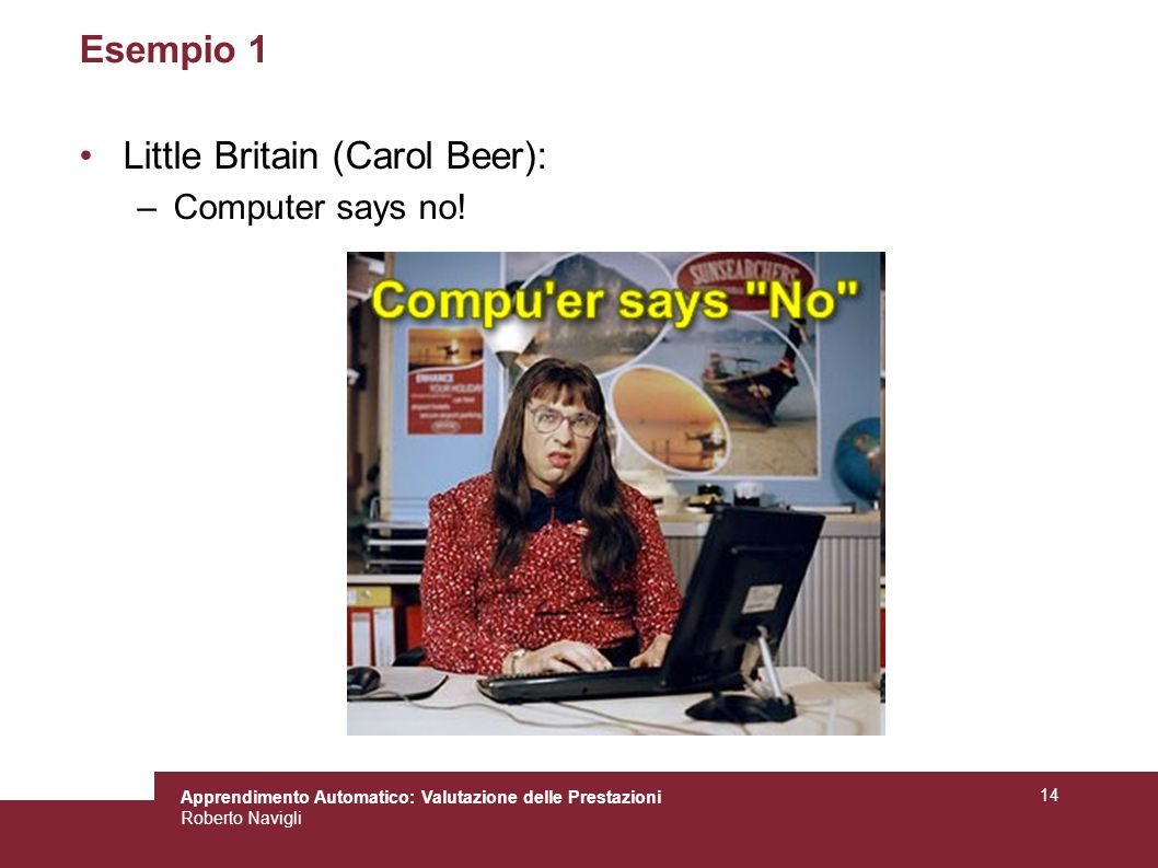 Little Britain (Carol Beer):