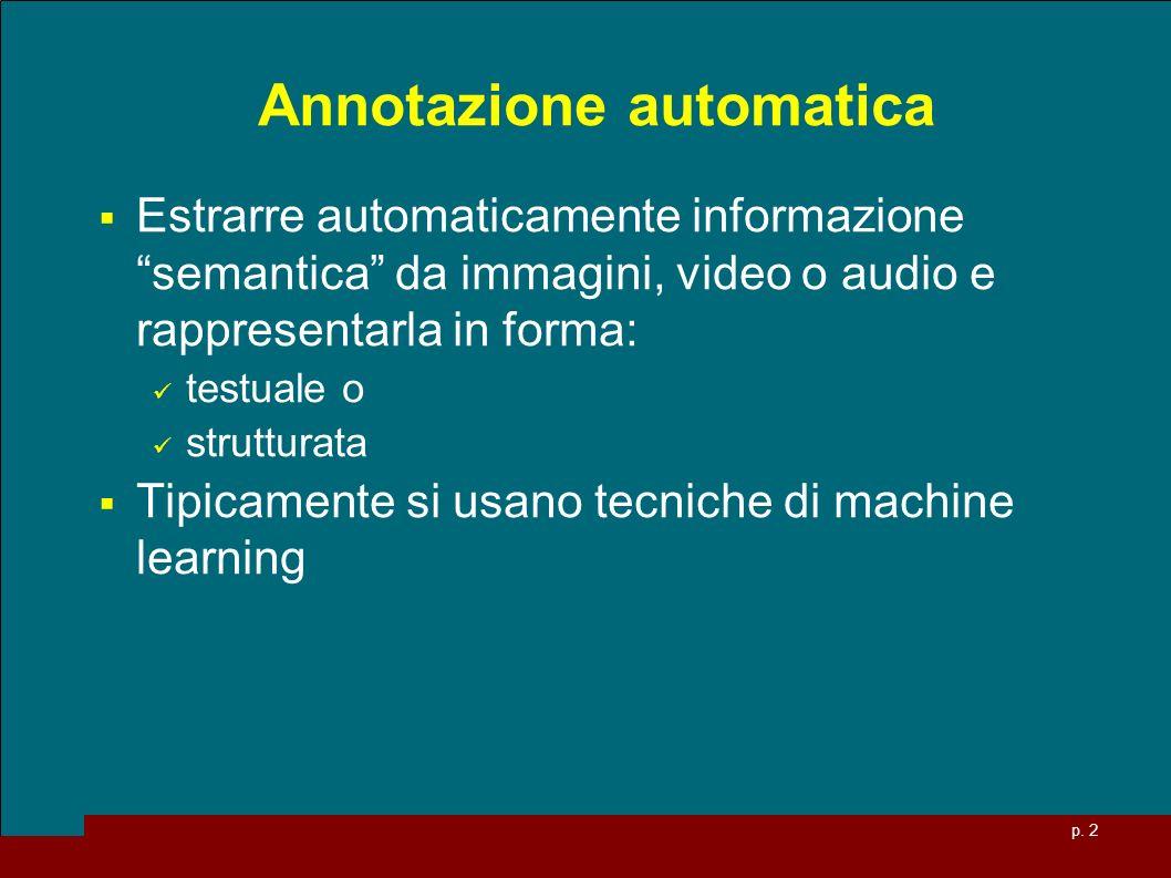 Annotazione automatica