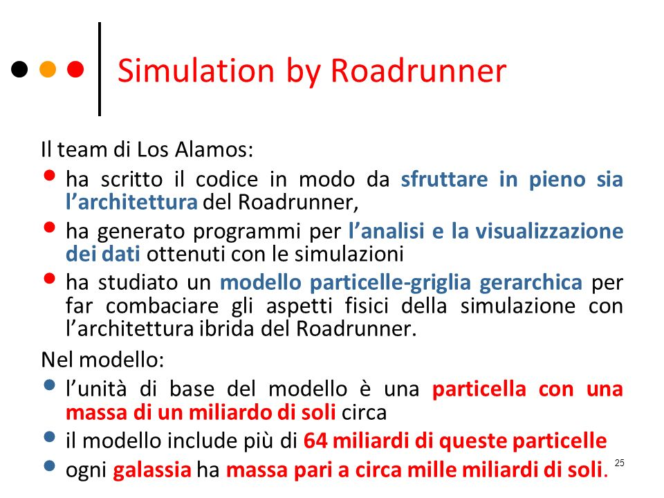 Simulation by Roadrunner