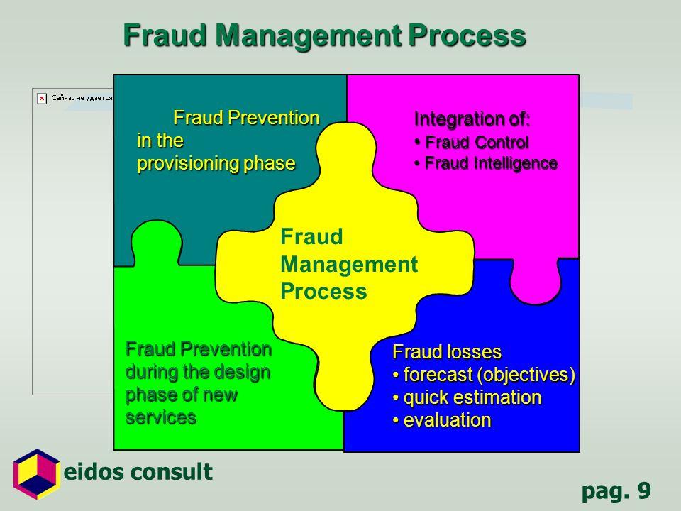 Fraud Management Process