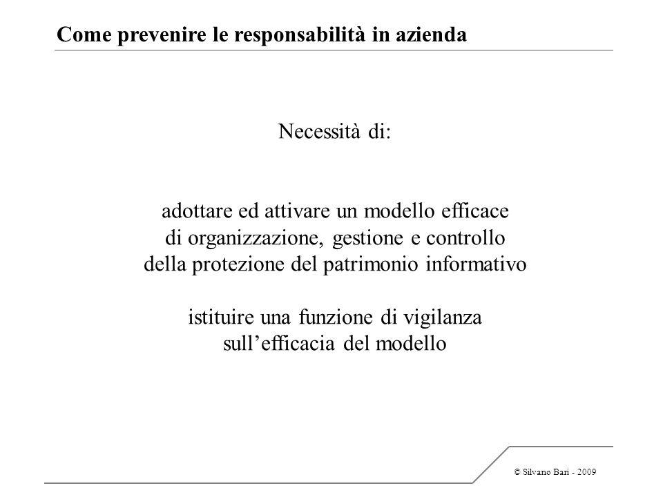 Come prevenire le responsabilità in azienda