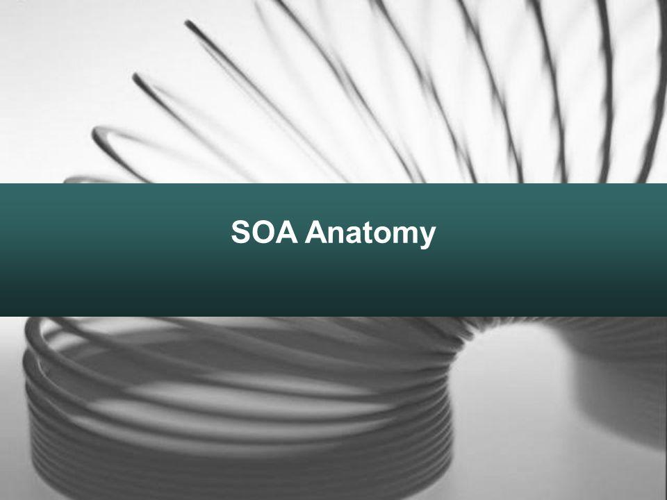 SOA Anatomy