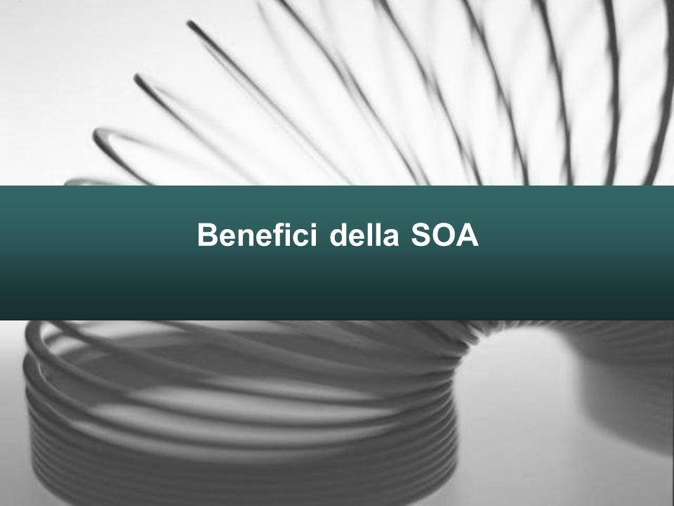 Benefici della SOA