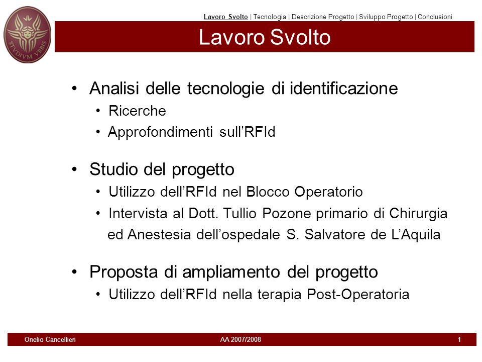 Onelio Cancellieri AA 2007/2008 1