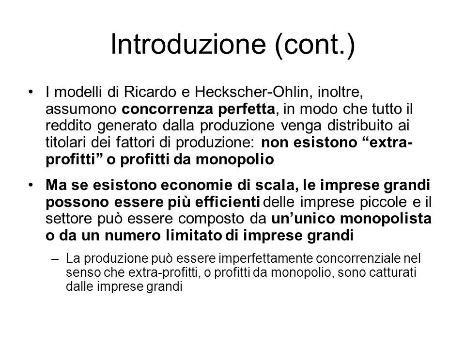Introduzione (cont.)