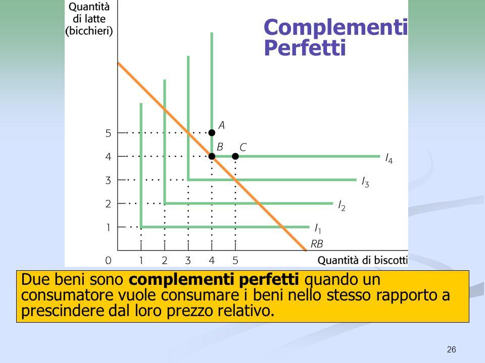 Complementi Perfetti