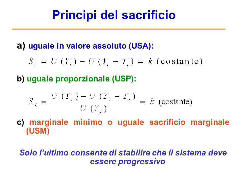 Principi del sacrificio