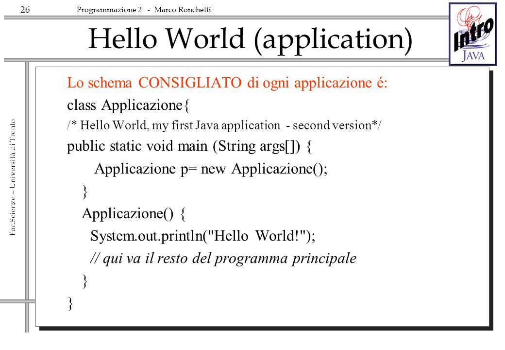 Hello World (application)