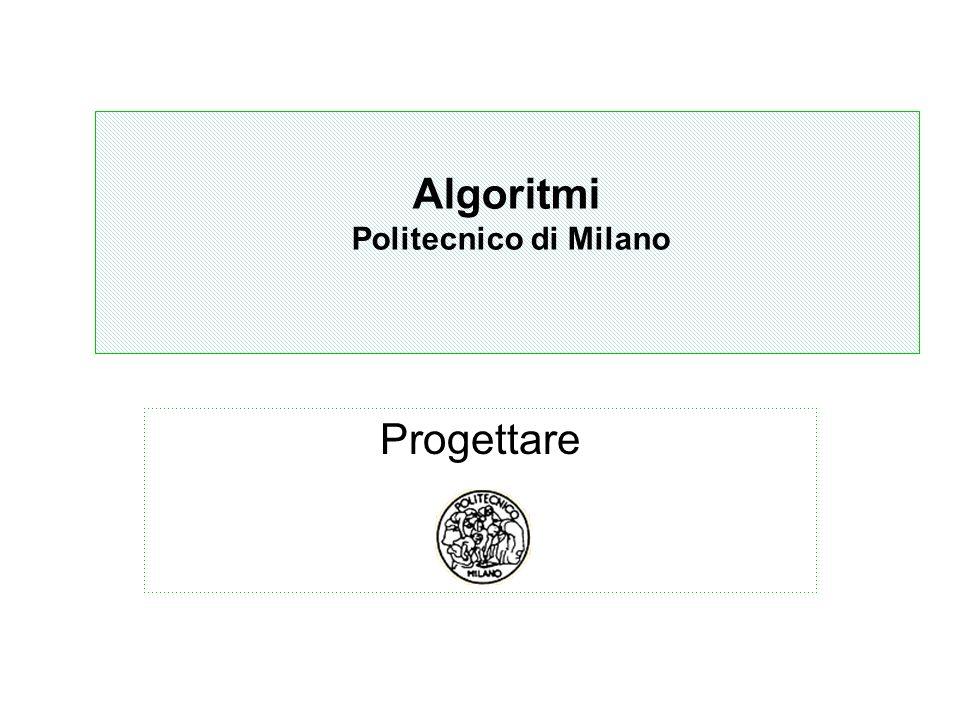 Algoritmi Politecnico di Milano