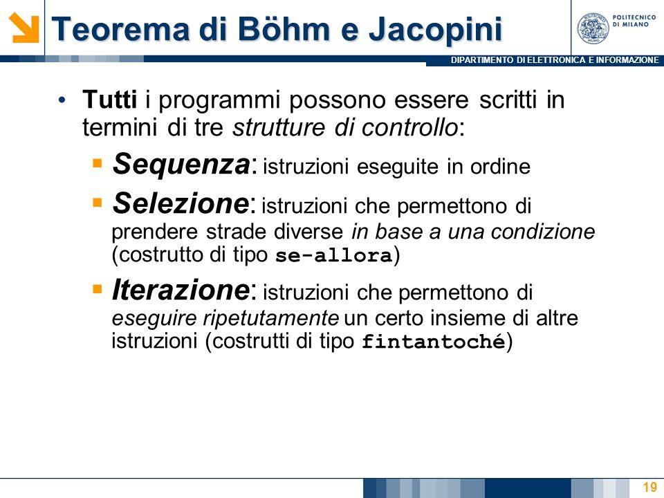 Teorema di Böhm e Jacopini