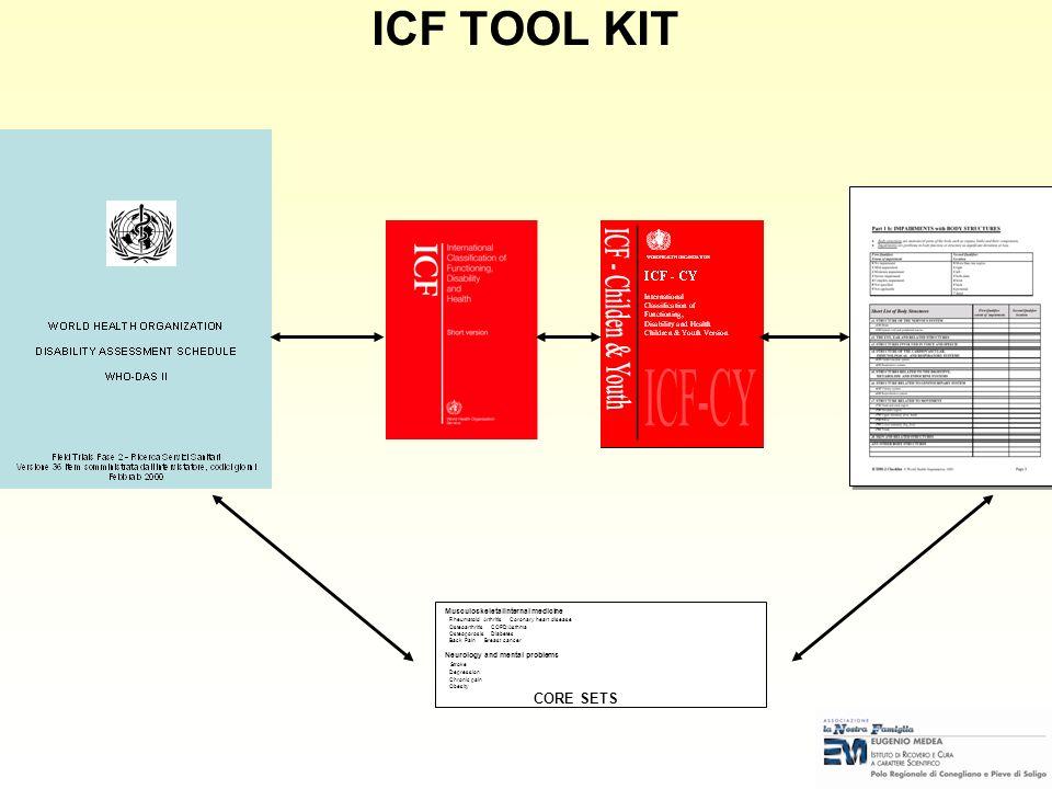 ICF TOOL KIT