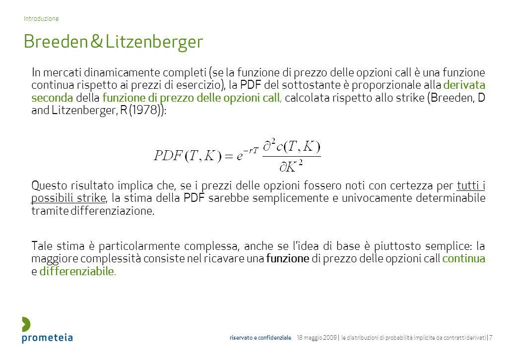 Breeden & Litzenberger