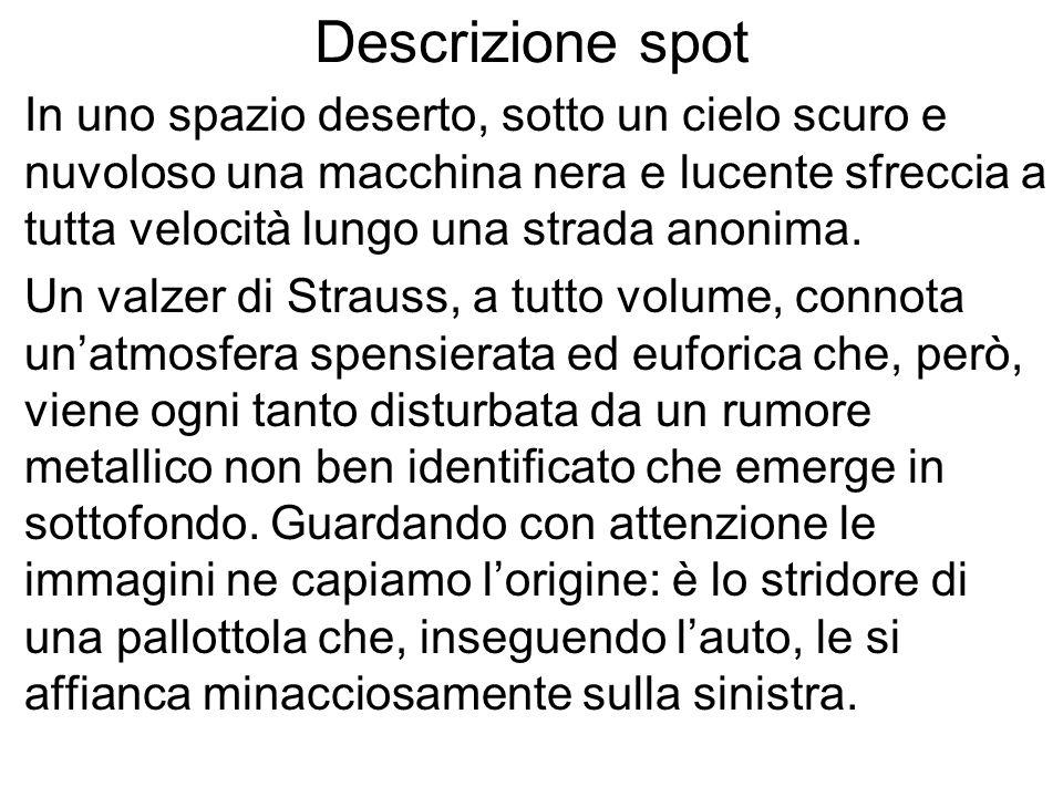 Descrizione spot