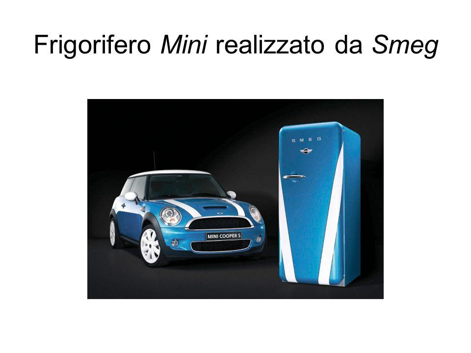 Frigorifero Mini realizzato da Smeg