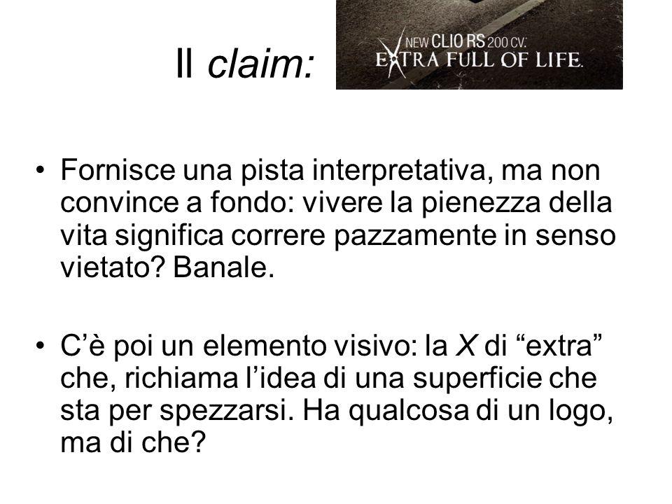 Il claim: aaaaa