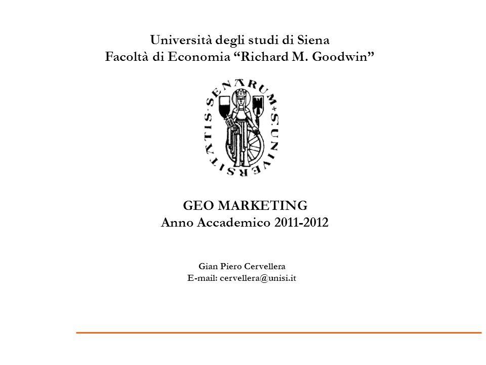 Università degli studi di Siena