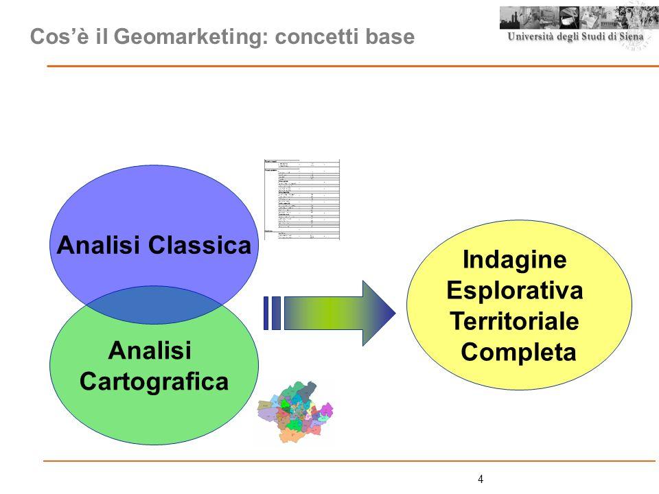 Cos'è il Geomarketing: concetti base