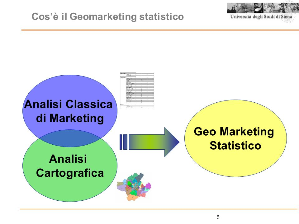 Cos'è il Geomarketing statistico