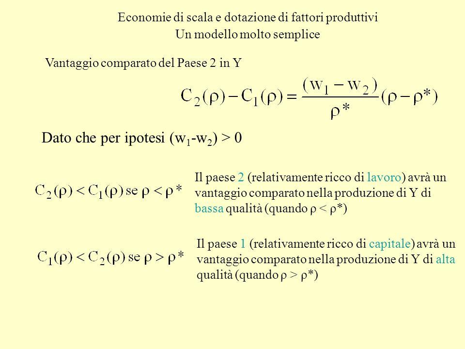 Dato che per ipotesi (w1-w2) > 0