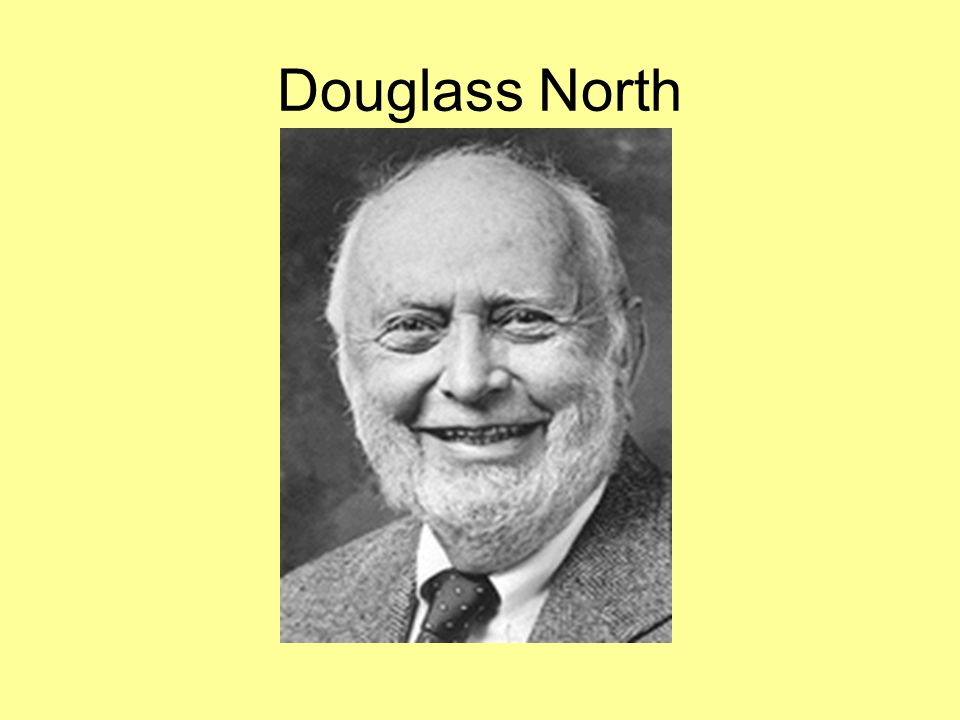 Douglass North