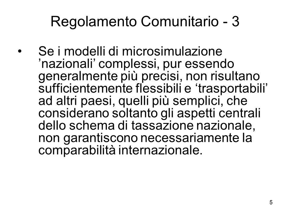 Regolamento Comunitario - 3