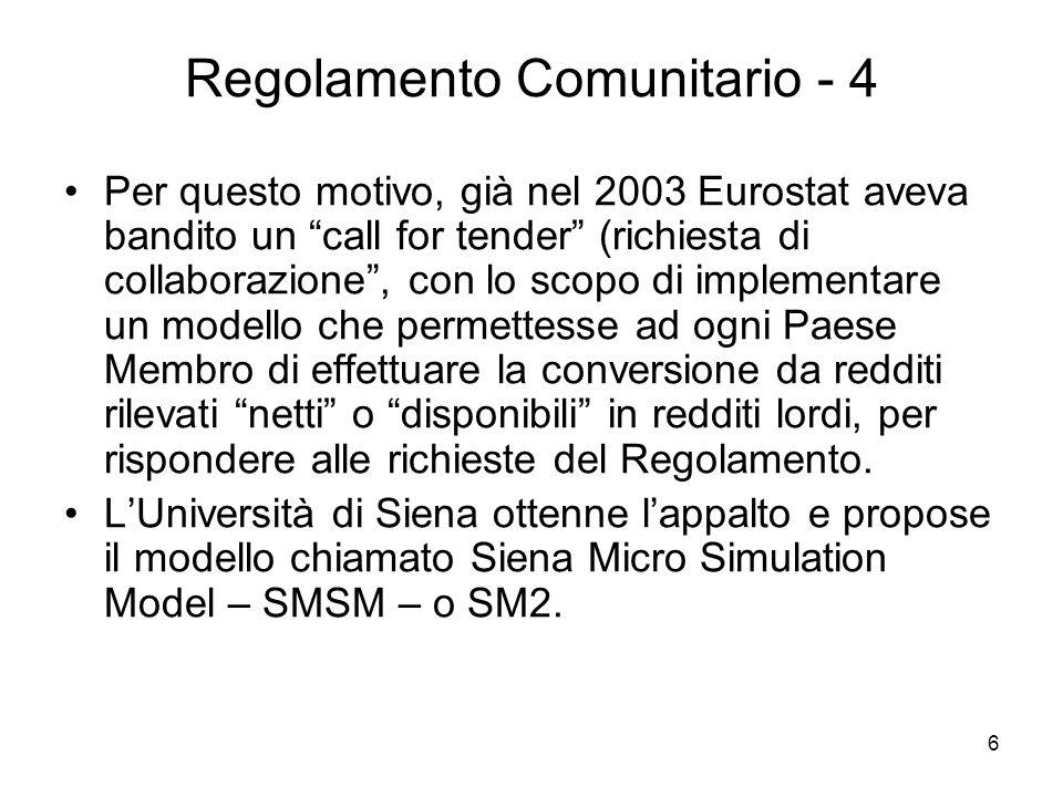 Regolamento Comunitario - 4