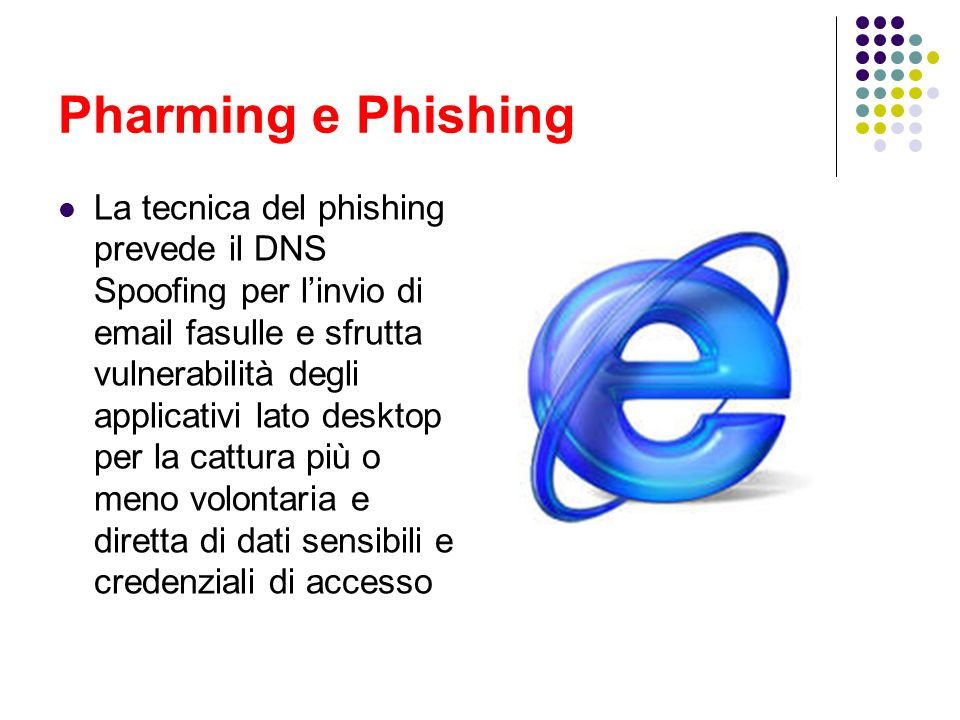 Pharming e Phishing