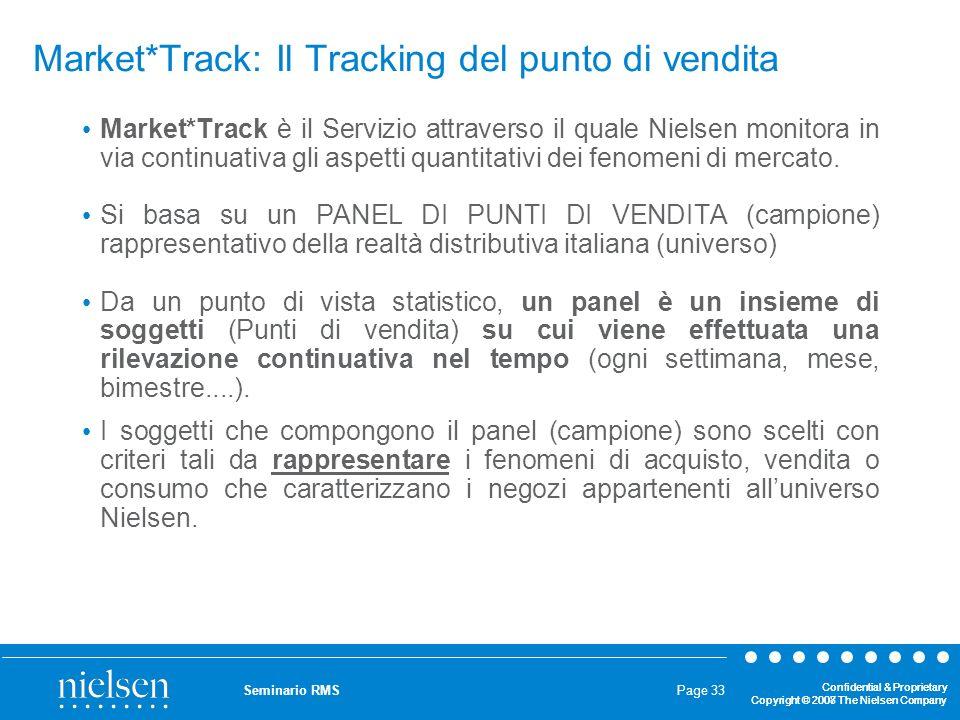 Market*Track: Il Tracking del punto di vendita