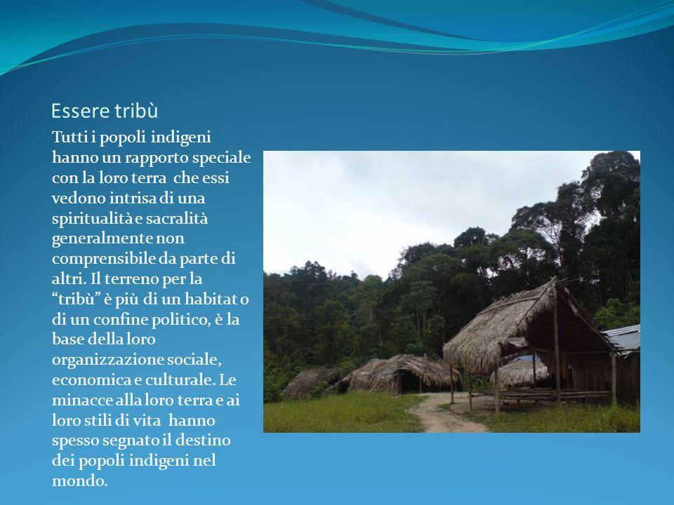 Essere tribù