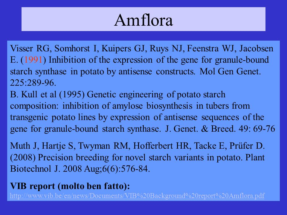 Amflora