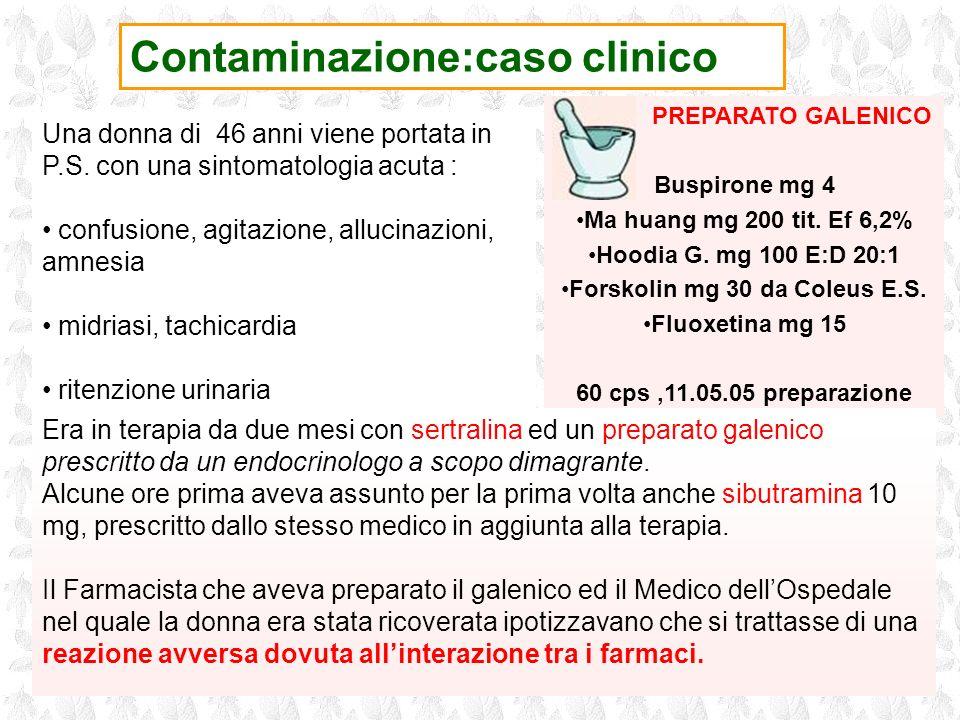 Forskolin mg 30 da Coleus E.S.