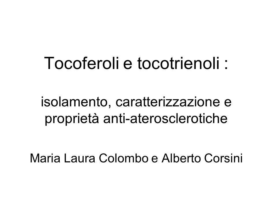 Maria Laura Colombo e Alberto Corsini